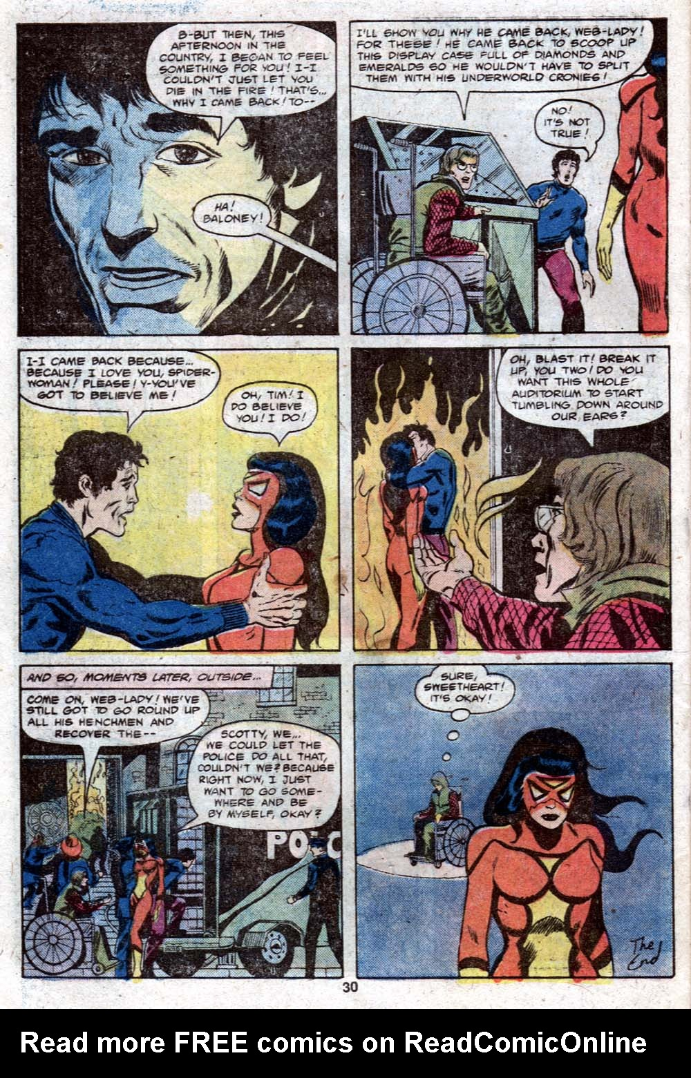 Spider-Woman (1978) Issue #23 #23 - English 19