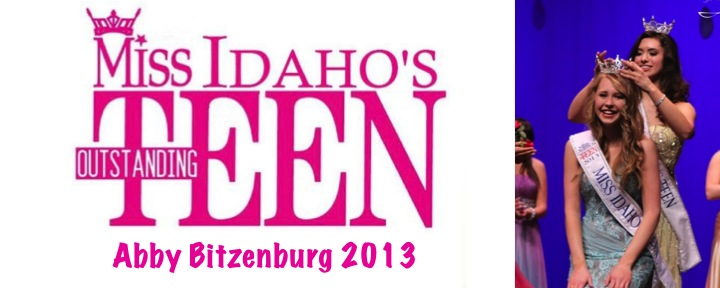 Miss Idaho's Outstanding Teen