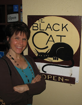 The Black Cat Bristro in Cambria, California