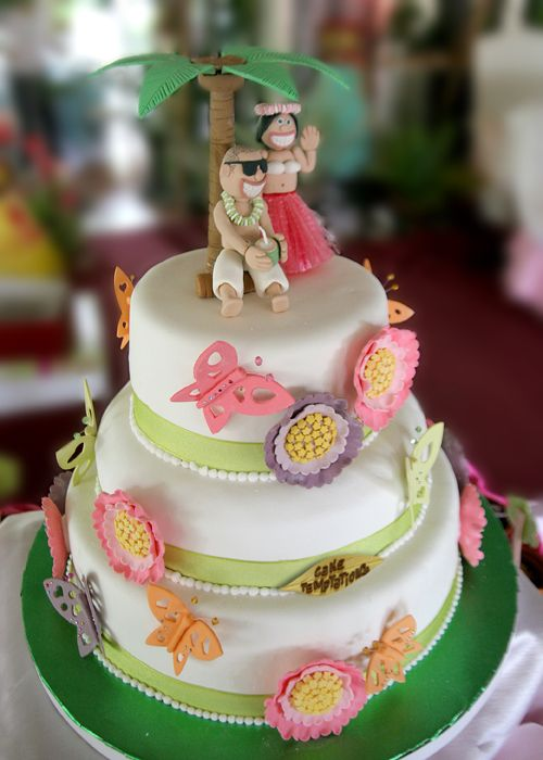 Several in fact have created wedding cakes for the