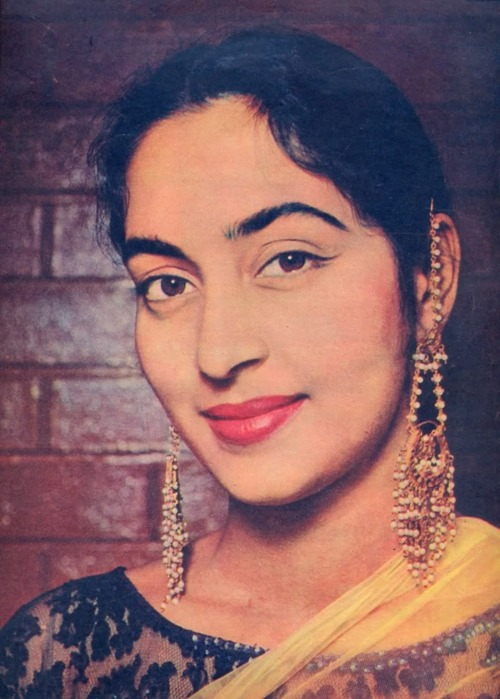 Hindi Movie Actress Nutan