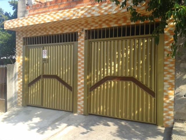 Fabuloso PORTÕES EM GUAIANASES. | Pintura em Portões e Grafiti. ZW82