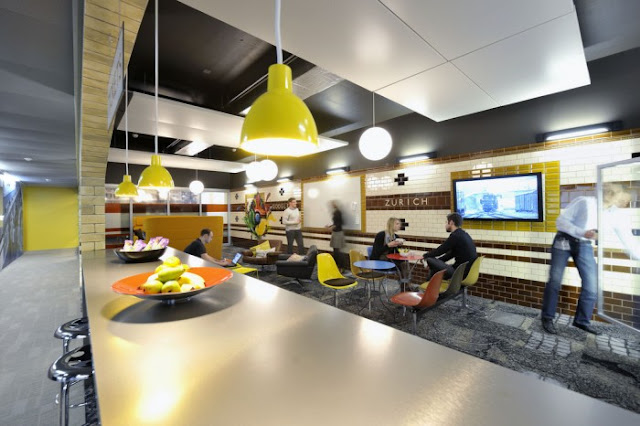 google office work space