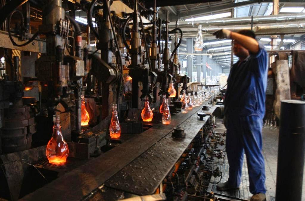 Memorias de un cubano combinado del vidrio for Fabricantes de ceramica en mexico