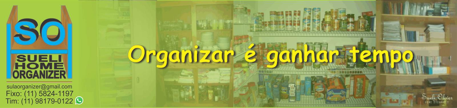 Sueli Home Organizer