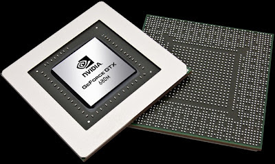NVIDIA GeForce GTX 680M Untuk Notebook Gaming