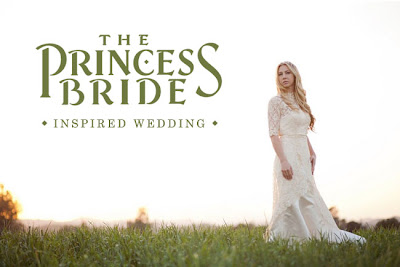 """The Princess Bride"" Inspired Wedding"