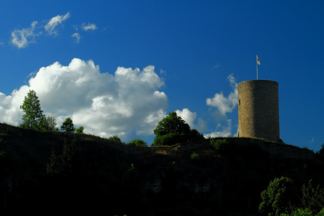 Hohenfels Volks: Hohenfels Castle Tower
