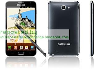 Harga Samsung Galaxy Note GT-N7000 Hp Terbaru 2012