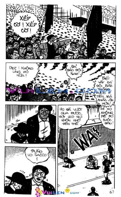 Jindodinho - Đường Dẫn Đến Khung Thành III Tập 27 page 67 Congtruyen24h