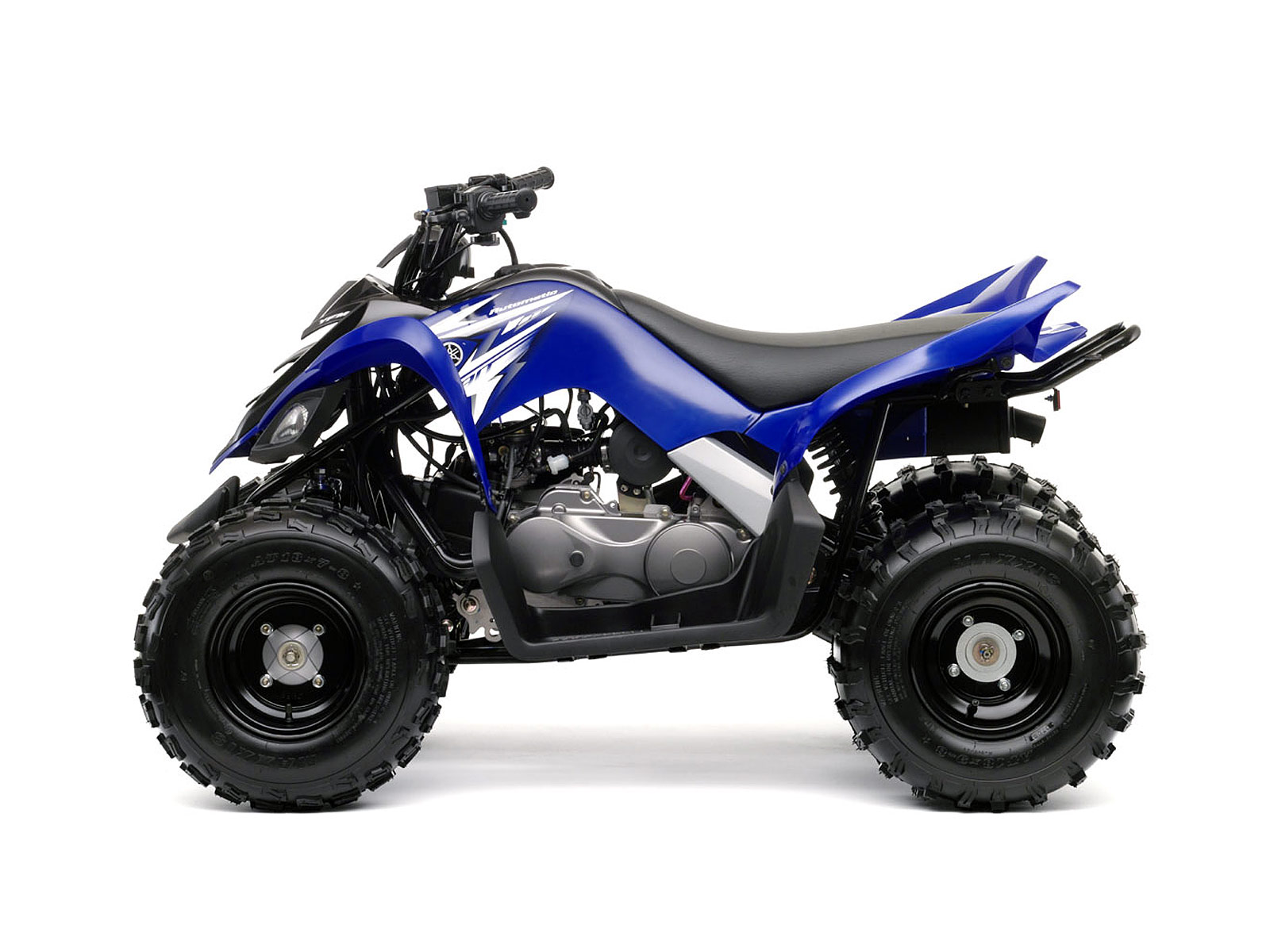 2009 Yamaha Raptor 90 Reviews, Prices, and Specs