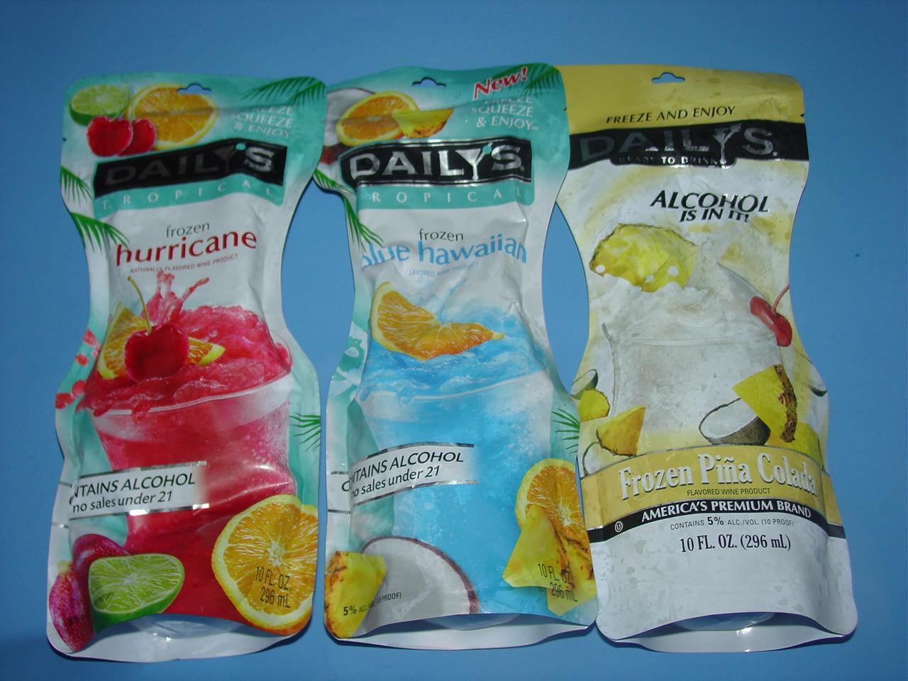 7 Kids and Us: Daily\u0027s Cocktails New LIGHT Flavors and Giveaway!