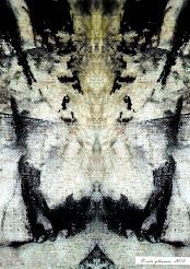 William Blake ilmestyi kankaalleni