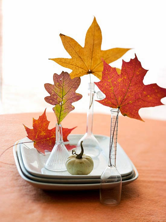 2013 easy fall decorating projects ideas from bhg for Autumn decoration