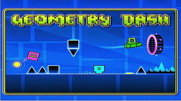 Download Geometry Dash Android Apk v1.60 full Version free