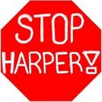 STOP HARPER!