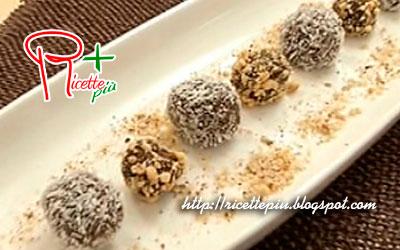 Palline di Bontà con Nocciole e Cacao e Cocco di Cotto e Mangiato