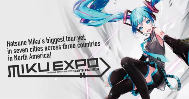 Hatsune Miku Expo en México