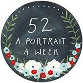 Jodi's weekly portrait challenge