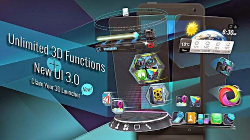 Next launcher - Version premium (Apk Gratis) Cambia la apariencia de tu android