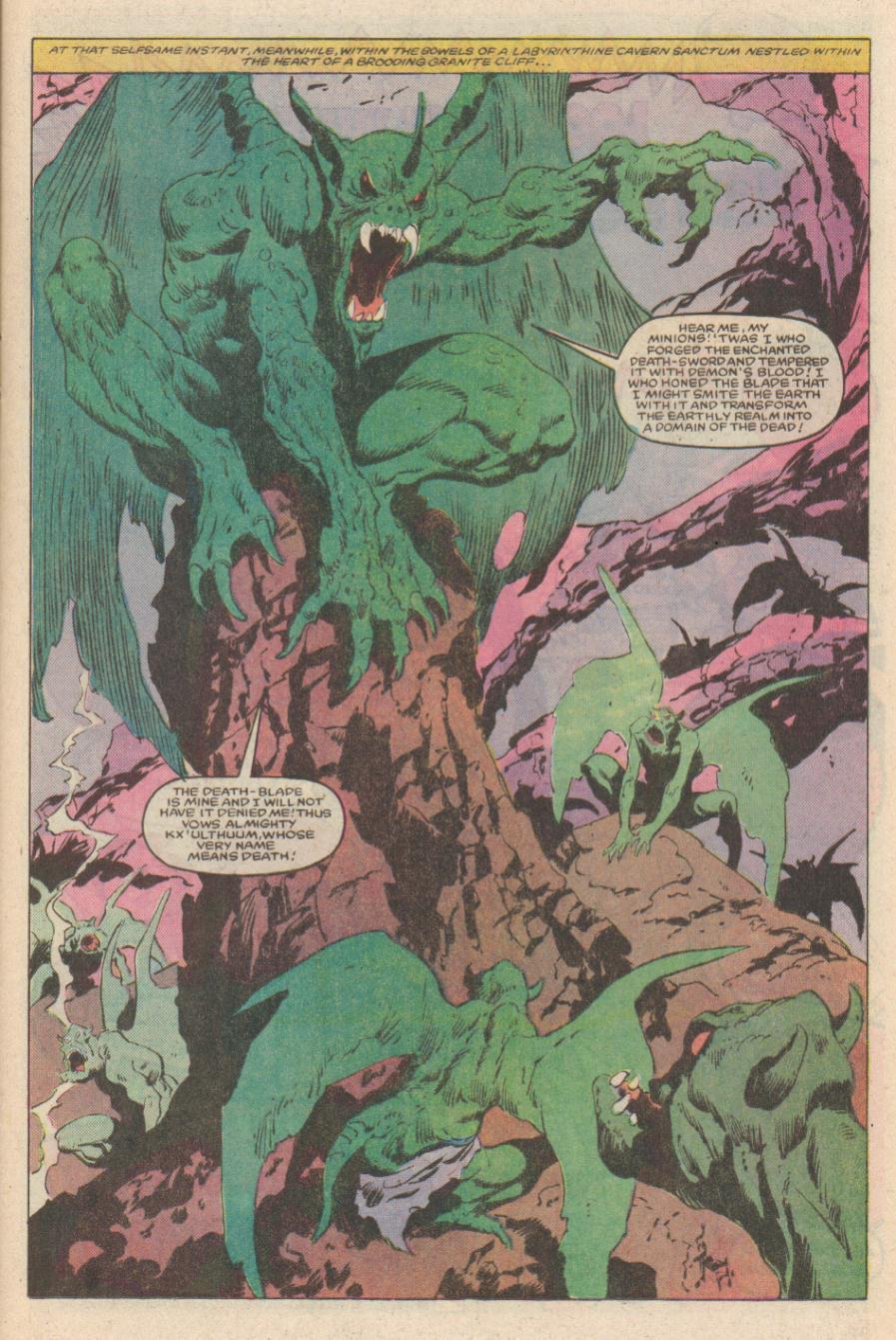 Conan the Barbarian (1970) Issue #170 #182 - English 9