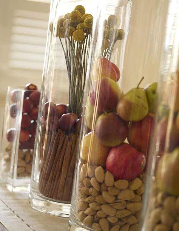 Decorar con frutas y verduras ideas para decorar for Decoracion con verduras