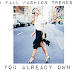 "3 fall fashion ""trends"" you already own"