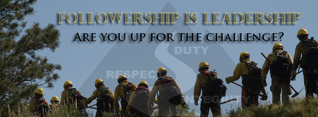 Followership to Leadership - Are you up for the challenge?