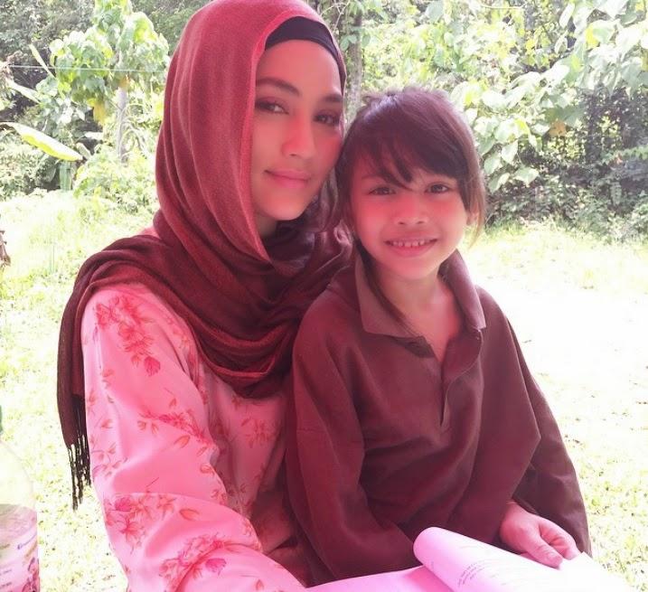 Fasha Sandha Tegur Sikap Sombong Pelakon Kanak Kanak