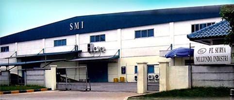 Lowongan Kerja PT. Surya multindo Industri (PT.SMI) Jababeka Bekasi