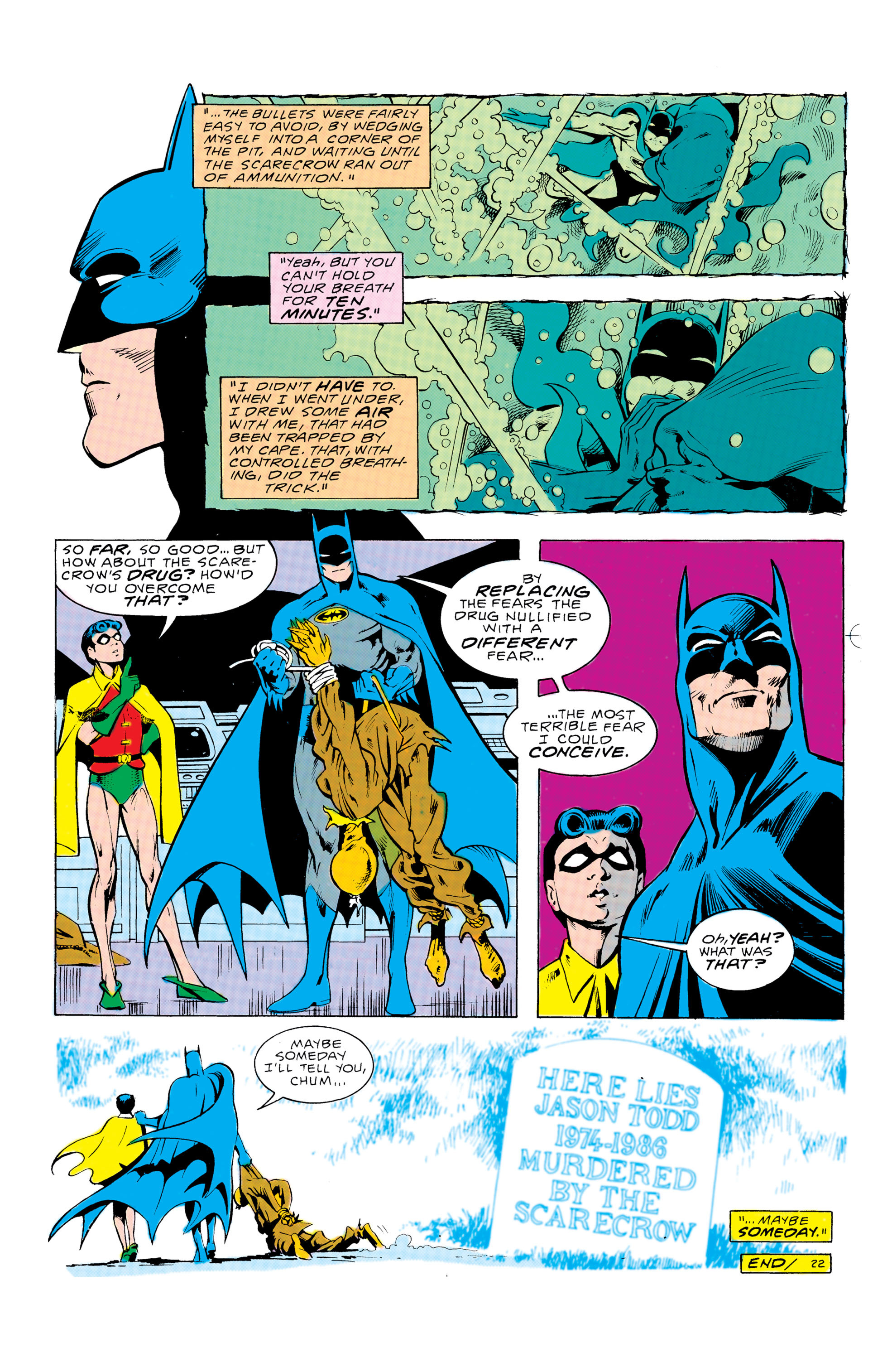 Detective Comics (1937) Issue #571 Page 23