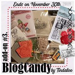 Tindaloo BlogCandy