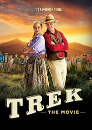 Giveaway: Copy of the movie TREK & enter to win a $50 gift card to Deseret Book