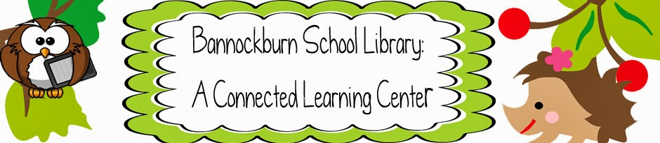 Bannockburn School Library Blog