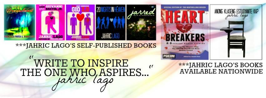 JAHRIC LAGO'S BOOKS