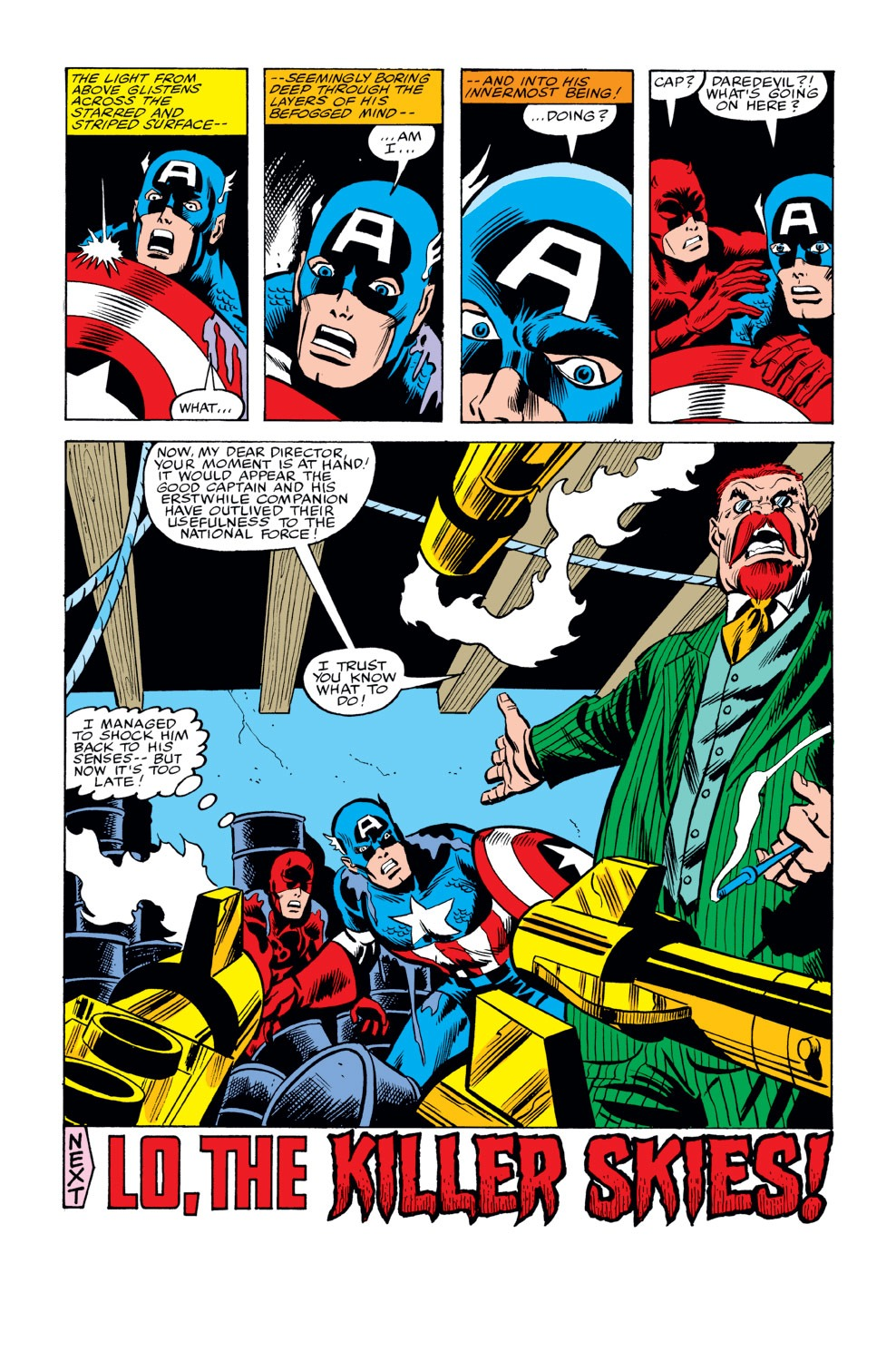 Captain America (1968) Issue #234 #149 - English 18