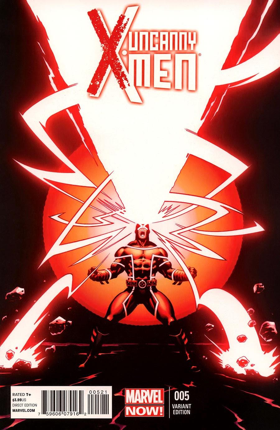 Uncanny X-Men chap 5 - Trang 1
