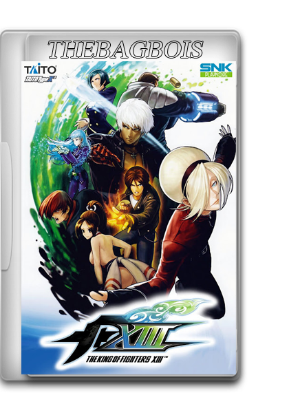 King of Fighters XIII PC Full