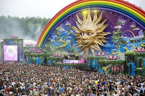 Tomorrowland 2012  After Movie: vídeo do festival de música