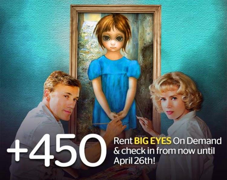 Big Eyes +450
