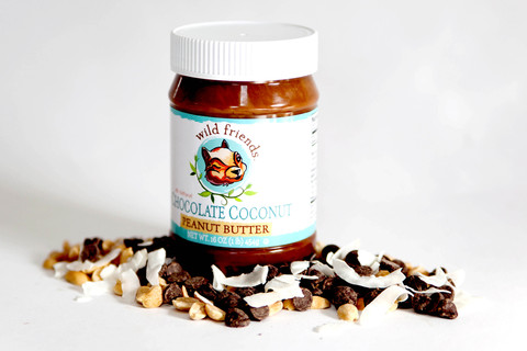 Chocolate Cocount Peanut Butter by Wild Friends