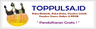 TOP PULSA ~ PT. TOPINDO SOLUSI KOMUNIKA