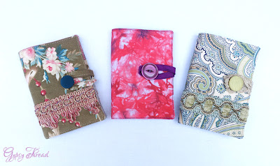 Card Wallets, Gypsy Thread