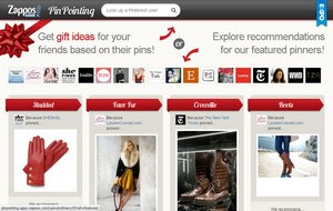 PinPointing - Get recommendations for your Pinterest account