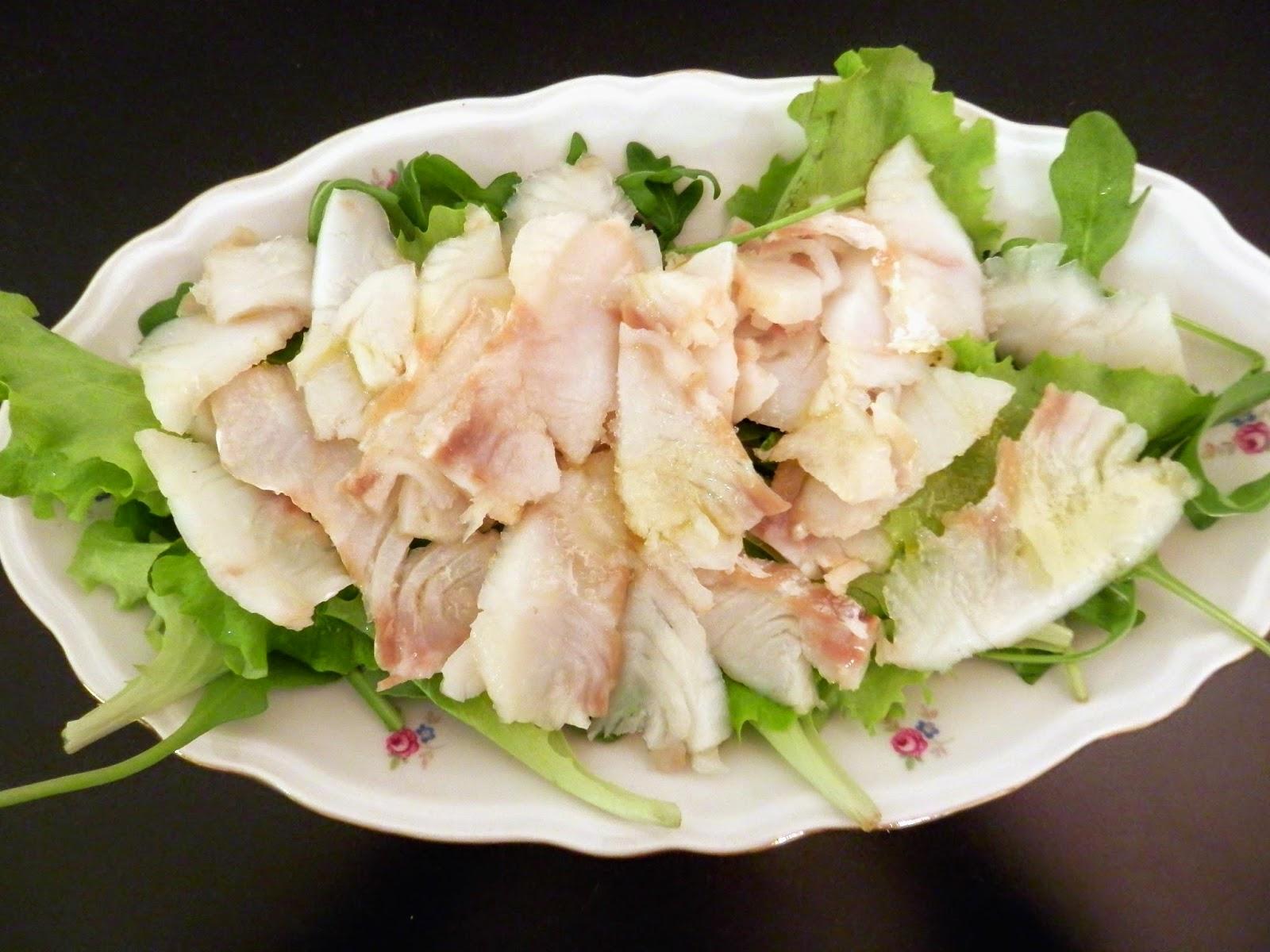 ricetta carpaccio di pesce