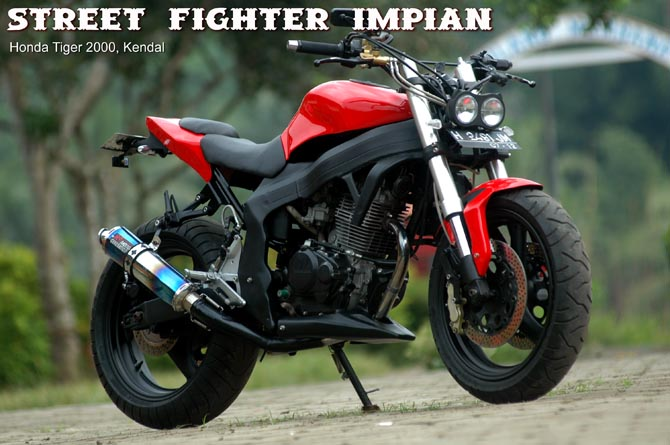 modifikasi contoh modifikasi honda tiger contoh modifikasi honda tiger title=
