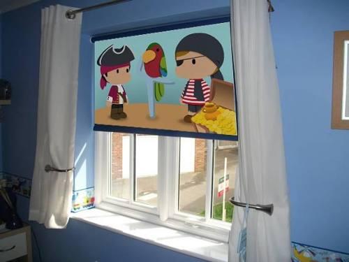 Disenyoss decoracion todo cortinas for Cortinas dormitorio infantil