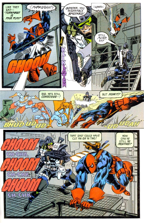 Deathstroke (1991) Annual 2 #2 - English 38