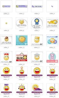 Membuat Yahoo Masengger Di Blog