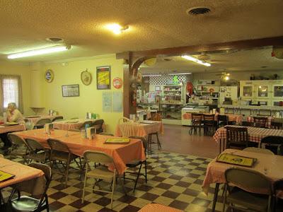 Camacho's Place Interior
